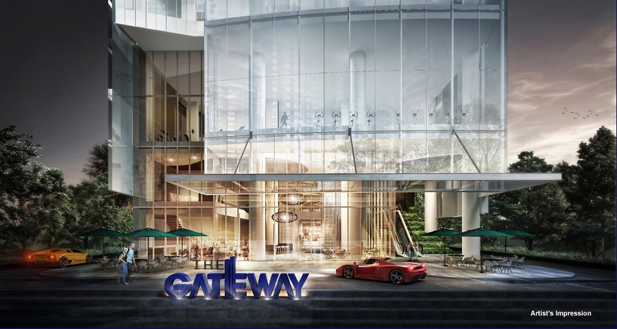 The Gateway @ Cambodia Luxury Apartments and Commercial Grade A