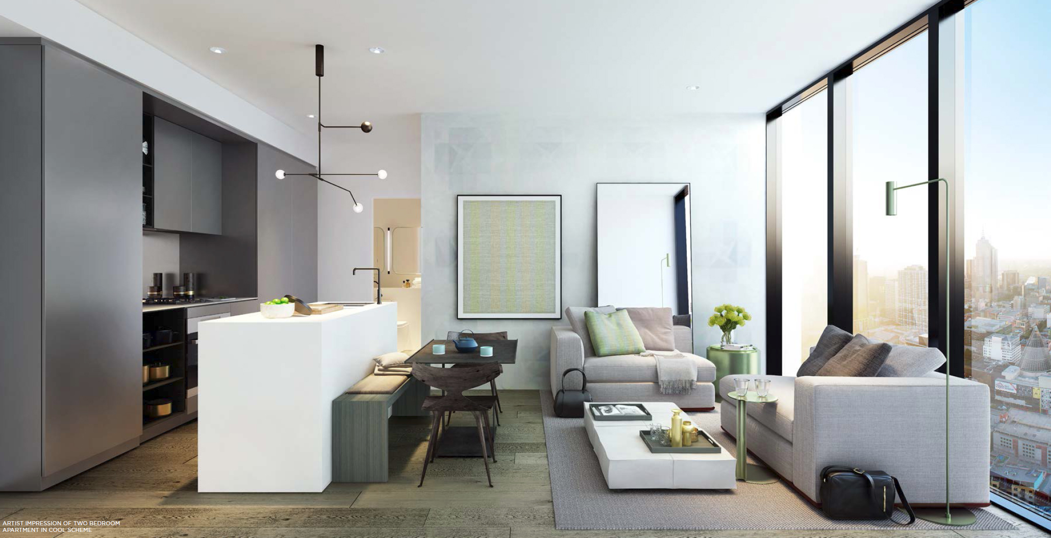 Cheapest 2 Bedroom Apartments Melbourne