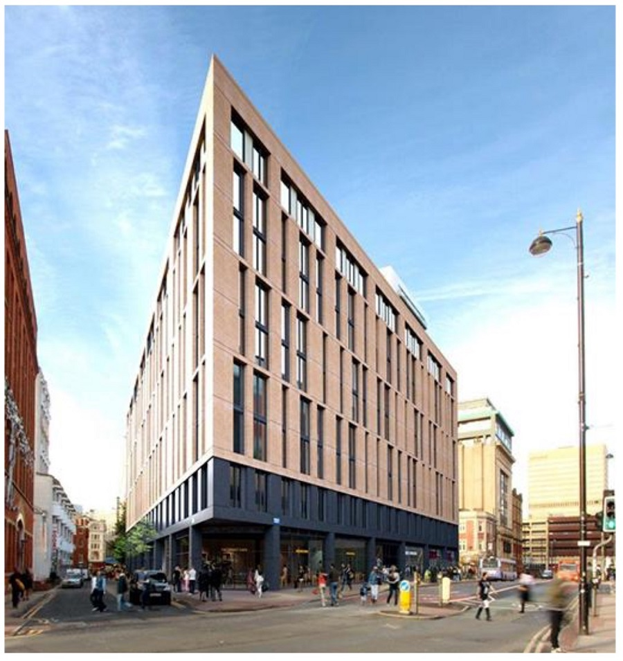 Apartments At City Center: CituNQ Manchester Apartments For Sale