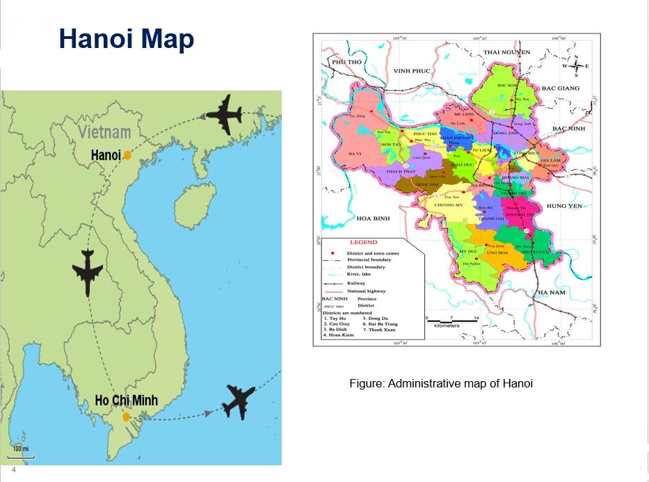 Ha Noi Vietnam Map.Seasons Avenue Hanoi By Capitaland New Vietnam Property For Sale